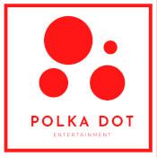 Polka Dot Entertainment Logo with red border